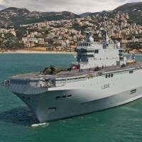 Ucraina, Mosca: Francia consegnerà la prima nave Mistral il 14 novembre