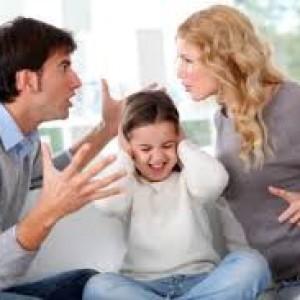Separazioni conflittuali, i rischi per la salute delle bambine e dei bambini