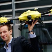 Olanda, primo drone ambulanza: salvataggi in tempi record
