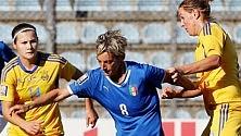 Nazionale donne, pari d'oro dell'Italia in Ucraina. Resta un ostacolo verso il Mondiale