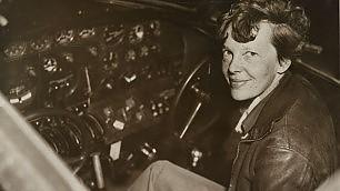 Amelia Earhart ,  dopo 77 anni  identificati resti del suo aereo