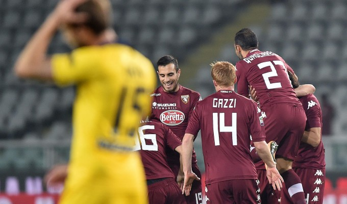 Torino-Parma 1-0, Darmian affossa gli emiliani