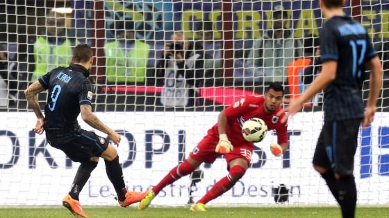 Inter-Sampdoria 1-0, Icardi regala il primo dispiacere a Mihajlovic