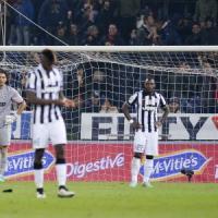Genoa-Juventus 1-0: Antonini al '94 stende Allegri, ko che fa felice la Roma