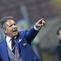 Sampdoria, il fair play di Mihajlovic: ''Non meritavamo di pareggiare''