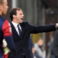 Juventus, Allegri: ''Sconfitta che sia di lezione''