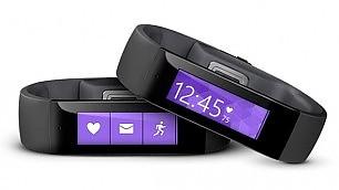 Microsoft lancia Band: uno smartwatch per battere Apple sul tempo