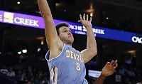 Nba: Gallinari torna con  sette punti, Denver vince   vd