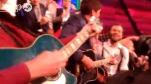 Morandi, un medley dopo lo show