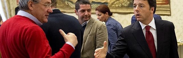 """Camusso: """"Renzi abbassi manganelli""""   diretta tv   Premier: su scontri verifiche e atti conseguenti"""