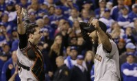 World Series: Bumgarner super, Giants campioni   foto