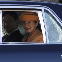 """Giappone, il ritorno di Masako: ricompare la """"principessa triste"""""""