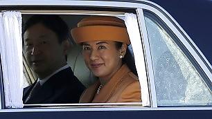 Masako, la principessa triste riappare in pubblico dopo 12 anni