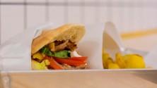 Due trentenni e un'idea: il kebab diventa italiano