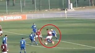 Mastour come Zidane Ruleta e gol da campione