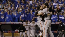 World Series, trionfo dei San Francisco Giants   foto