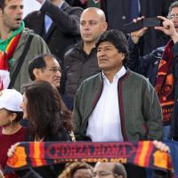 Il cuore giallorosso di Morales: all'Olimpico per Roma-Cesena