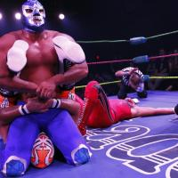 Los Angeles, wrestling e burlesque: Halloween da ridere