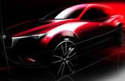 A Los Angeles il debutto del nuovo Mazda CX-3