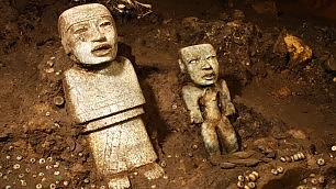 Messico, il tesoro di Teotihuacan