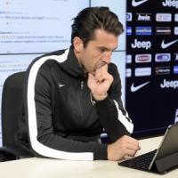 """Juventus a rapporto da Allegri. Buffon: """"Scudetto e quarti di Champions"""""""