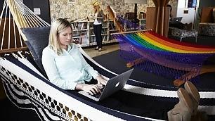Dove lavorare stanca meno da Google a Fb, uffici da sogno