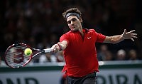 Ultime Notizie: Tennis, Parigi-Bercy: Federer, Djokovic e Murray ok. Eliminato Wawrinka