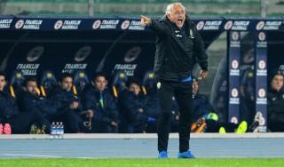 """Verona, Mandorlini: """"Bravi a reagire, potevamo anche vincere"""""""