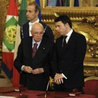 Esteri, Napolitano frena Renzi: congelata la rosa di donne per il nuovo ministro