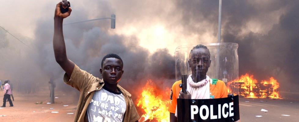 Ultime Notizie: Burkina Faso, interviene l'esercito. Campaoré: