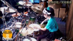 Tokyo bum bum, alla batteria c'è la sedicenne fenomeno