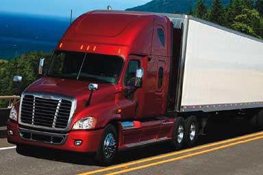 Navigazione ad hoc per i guidatori di mezzi pesanti