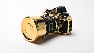 Scatti di lusso, la macchina fotografica costa 33 mila euro