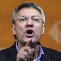 """Maurizio Landini: """"Torni l'acciaio di Stato, così eviteremo di svendere le industrie agli..."""