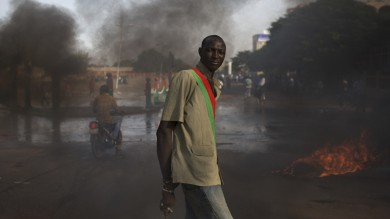 Burkina Faso, interviene l'esercito   video        Compaoré si è dimesso   video -     foto