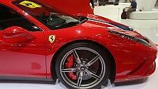 Usa, multa da 3,5 milioni di dollari per la Ferrari