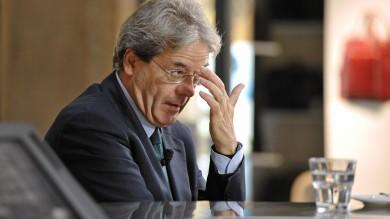 """Gentiloni ministro degli Esteri """"Dobbiamo essere all'altezza dell'Italia"""""""
