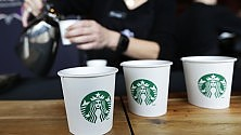Starbucks, caffè a domicilio per il rilancio