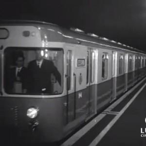 """Metropolitana: 50 anni fa la """"Linea 1 Rossa"""". Così Milano entrò in Europa"""