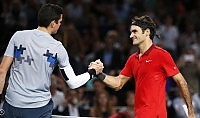 Ultime Notizie: Tennis, Parigi-Bercy: Raonic interrompe la striscia vincente di Federer. Djokovic batte Murray