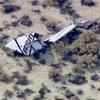 California, precipita navetta Virgin. Muore pilota