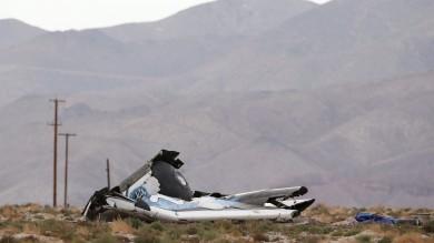 Navetta Virgin esplode in volo   foto       lo schianto in California  -  video -     foto