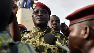 Burkina Faso, presidenza a Zida è il n. 2 della guardia presidenziale