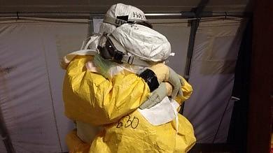 Chiara, Ebola tra paura e speranza   video     l'infermiera di Msf racconta l'emergenza