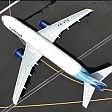 In volo sui jumbo Il drone all'aeroporto