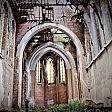 Dentro al castello  abbandonato di Mesen