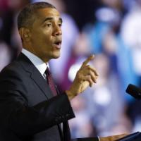 """Usa, Obama: """"Mai più donne pagate meno degli uomini. E trattare con rispetto lavoratrici..."""