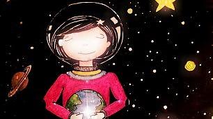 Ogni bimbo è un astronauta ecco i disegni interstellari