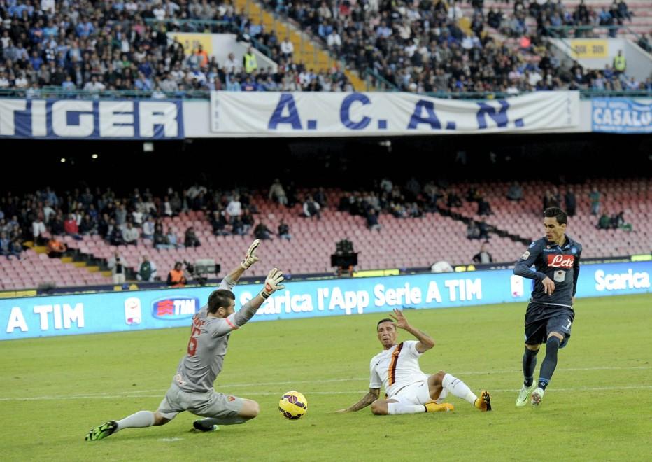 Серия А. Наполи - Рома 2:0. Бенитес снова в игре - изображение 6