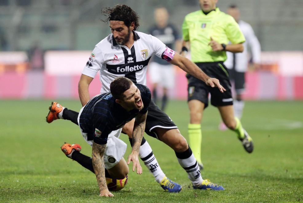 Серия А. Парма - Интер 2:0. Долгожданная победа Крестоносцев - изображение 4